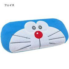 Japan Anime Doraemon Glasses Case Face Design New