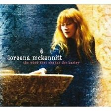 "LOREENA MCKENNITT ""THE WIND THAT SHAKES..."" CD NEU"