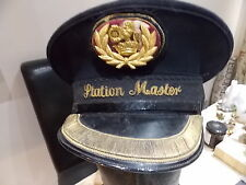 1965 BR Station Masters Hat