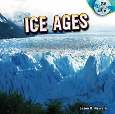 Ice Ages (Our Changing Earth)-ExLibrary