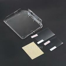 Transparent Hard Crystal Plastic Protective Skin Case Cover For Nintendo 2DS