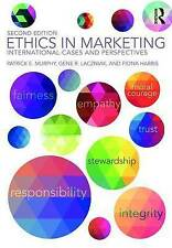 Ethics in marketing, patrick e. murphy