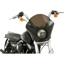 Memphis Shades Black Gauntlet Fairing for 86-14 Harley Sportster & 06-14 Dyna