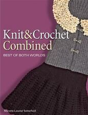 Knit and Crochet Combined-ExLibrary