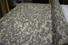 "ACU DIGITAL NY/CO RIPSTOP CAMOUFLAGE FABRIC MIL SPEC 64""W CAMO BY THE YARD"