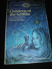Children of the Griffin by Elizabeth Giles MAGNUM EASY EYE Paperback 1971