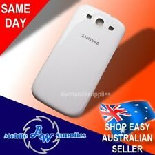 Samsung Galaxy S3 SIII i9300 9305 Original Genuine Back Battery Cover Door White
