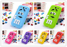 Funda Carcasa (Cover Case) Samsung Galaxy S2 M&M'S ® OFICIAL