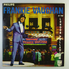 """12"""" LP - Frankie Vaughan - At The London Palladium - L7424 - washed & cleaned"""