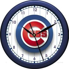 "MLB CHICAGO CUBS 10.75""  WALL CLOCK"