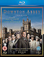 Downton Abbey Series 1 Blu Ray Box Set Complete New UK NEW FREEPOST