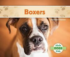 Boxers (Abdo Kids: Dogs)-ExLibrary