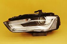 Headlight headlamp Audi A4 B8 Facelift 2012-2015 Xenon left side, passenger side