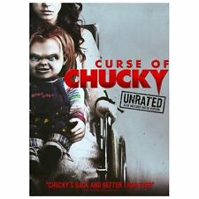 Curse of Chucky (DVD / Unrated) Brand New - FREE S/H