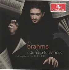 Eduardo Fernandez-Piano Pieces, Opp. 117, 118, 1 CD NEW