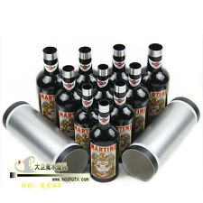 Set of 8pcs Multiplying Bottles Magic Trick Martini Champagne Stage Magic Prop