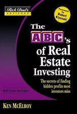 Rich Dad's Advisors®: The ABC's of Real Estate Investing: The Secrets of...