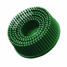 3M 07526 SCOTCH BRITE ROLOC BRISTLE DISC BRUSH 50MM GREEN 50 GRADE MEDIUM x 1