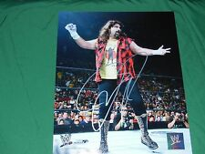 Mick Foley Autographed 8x10 Photo Pose 2