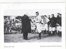 "*Postcard-""Opening Day"" ...April 11, 1912-    ...NY Yankees/1st 25 Years (#68)"