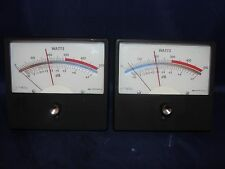 Api Instruments 53-0083-7500 0503P Shielded Meter Lot of 2