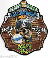 """East Hartford  Engine-5 / Lad-2  """"South End"""" (4"""" x 4.5"""" size) fire patch"""