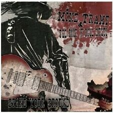 "MIKE TRAMP&THE ROCK'N'ROLL CIRCUZ ""STAND YOUR.."" CD NEU"
