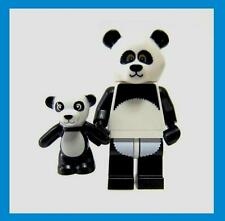 LEGO Movie Sealed Panda Suit Guy Mascot + Stuffed Baby 71004 Minifigure Costume
