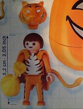 "Playmobil Halloween - Child in Tiger Costume -  ""NEW"""