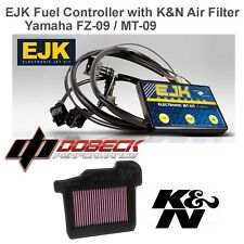 Yamaha FZ-09 MT-09 EJK Fuel Injection Controller &K&N Air Filter YA-8514 8130004