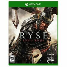 XBOX One 1 RYSE Son of Rome NEW Sealed Region Free USA