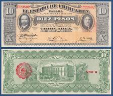 MEXIKO / MEXICO  10 Pesos  6.1915  UNC  P.S535