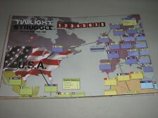 Twilight Struggle Mounted Map (New)