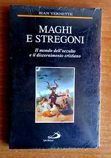 Vernette MAGHI E STREGONI il mondo dell'occulto il discernimento cristiano