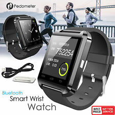 Bluetooth smart bracelet montre smartphone pour android et iphone smartphones nouveau uk