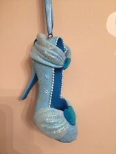 Disney Cinderella Shoe Ornament Christmas Decoration Tree Decorative