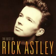 RICK ASTLEY - THE BEST OF RICK ASTLEY  CD NEU