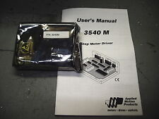APPLIED MOTION 3540M 3540 M NEW!! STEP MOTOR DRIVER