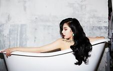"Kim Hyuna 4minute K-POP Posters Korean Girl Silk Poster Prints 19x12"" Hyuna7.1"