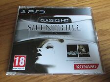 Silent Hill HD Collection PROMO – PS3 (Full Promotional Game) 2 & 3 Classics HD