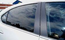 Fits Kia Optima 11-12 Carbon Fiber Window B-Pillar Door Pillar Post Ramil