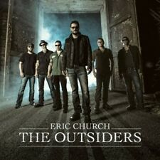 Eric Church - The Outsiders [New CD]