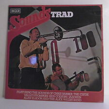 "33T SOUNDS TRAD Vinyl LP 12"" Chris BARBER The CLYDE VALLEY STOMPERS Ken COLYER'S"