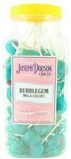 Dobsons BARATTOLO MEGA Bubblegum LOLLIPOPS x 90, Retro Dolci, Feste Borse, articoli da regalo