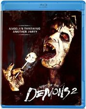 Night of the Demons 2 (2013, REGION A Blu-ray New) BLU-RAY/WS