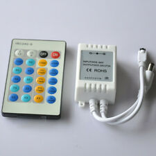 IR Remote Controller Dimmer For Single Color 3528 5050 5630 LED Strip Lights