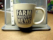 FARM INDUSTRY NEWS coffee mug agriculture cup farming Machinery Show 2007