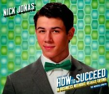 How to Succeed in Business Without Really Trying [EP] [Digipak] by Nick Jonas...