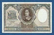 ESPAÑA // SPAIN -- 1000 PTAS ENERO 1940 -- MBC+ // VF+ -- S/A -- PICK 120a .