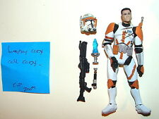Star Wars Vintage Collection VC Commander Cody ROTS Clone Wars W acc. figure 317